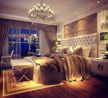 نور پردازی مدرن اتاق خواب,مدلهای نور پردازی اتاق خواب,عکس نور پردازی اتاق خواب