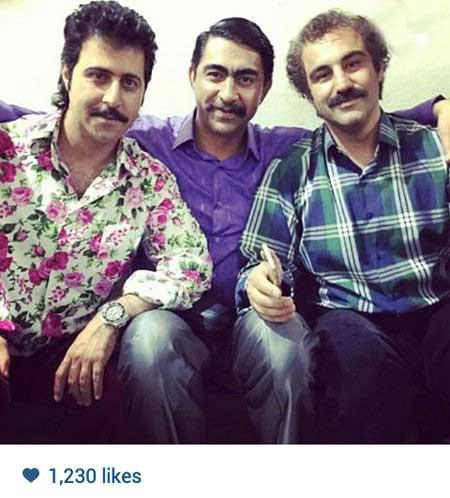 چهره های پرطرفدار ایرانی در اینستاگرام (تیر ۱۳۹۴)