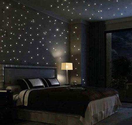 نورپردازی های جدید و مدرن اتاق خواب