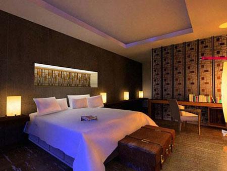 مدلهای نور پردازی اتاق خواب,انواع نور پردازی اتاق خواب,بروزترین مدل نور پردازی اتاق خواب