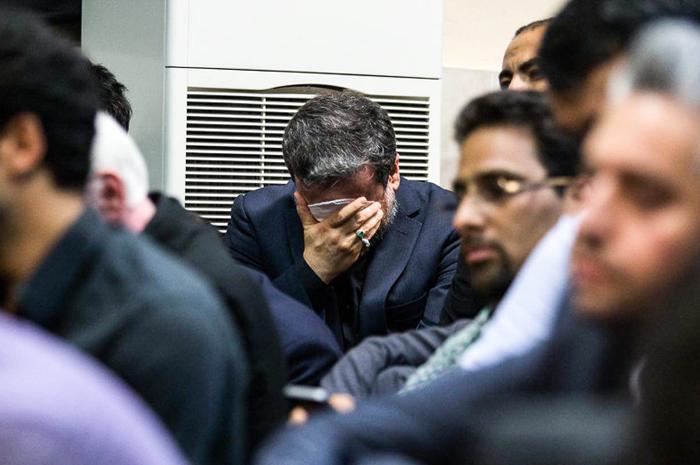 (تصاویر) اشکهای ظریف در شب قدر