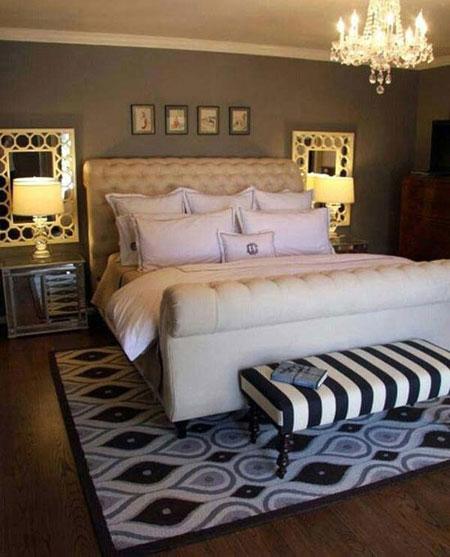 نورپردازی اتاق خواب,انواع نورپردازی اتاق خواب,عکس نور پردازی اتاق خواب