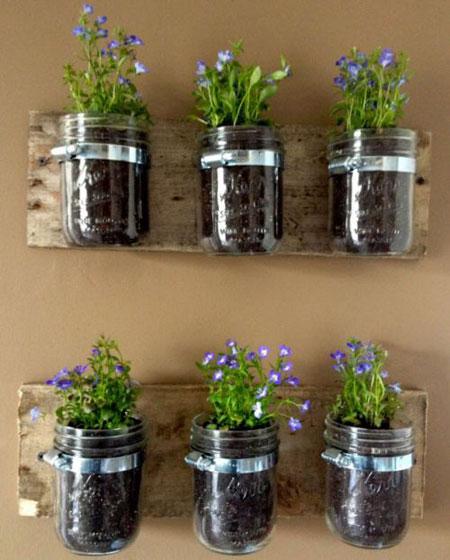 تزیینات گلدان,عکس گلدانهای تزیینی,تزیین گلدان گل طبیعی