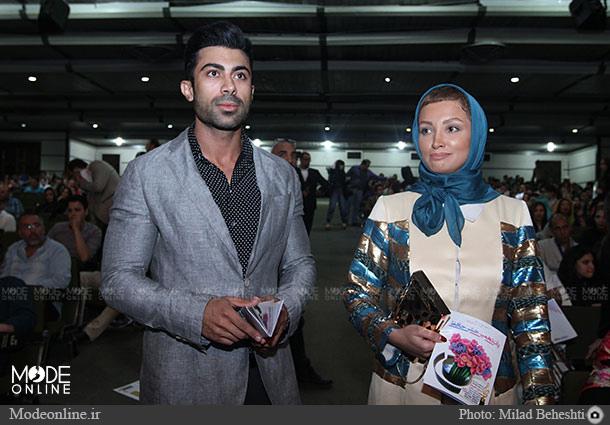 روناک یونسی و محسن میری