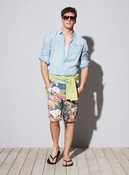 انواع مدل لباس مردانه تابستان ۲۰۱۵
