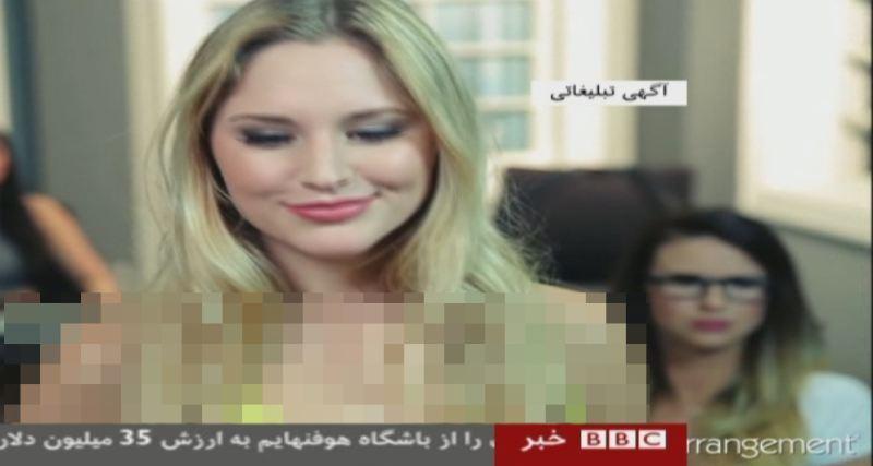 تشویق دختران دانشحو به فاحشه گری و کسب درآمد در بی بی سی فارسی!