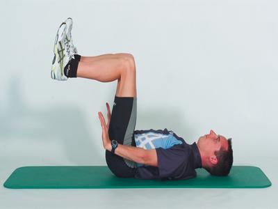 روش صحیح دراز نشست برای کوچک کردن شکم