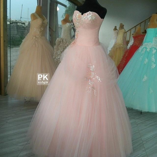 مدل های لباس عروس ایرانی ۹۵