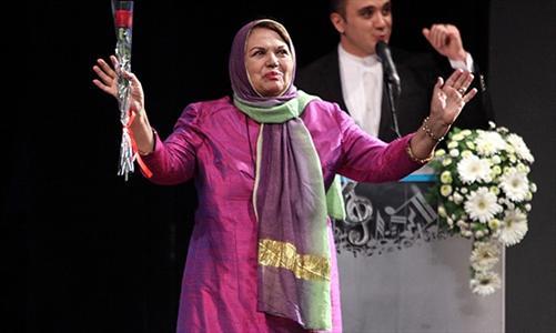 کنسرت خواننده زن سیمین غانم در تالار وحدت تهران