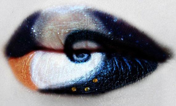 آرایش لب عجیب,آرایش های عجیب لب,عکس آرایش لب,آرایش لب,لب های عجیب, عکس آرایش لب عجیب,