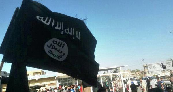 کلاس عجیب دختران داعش /عکس