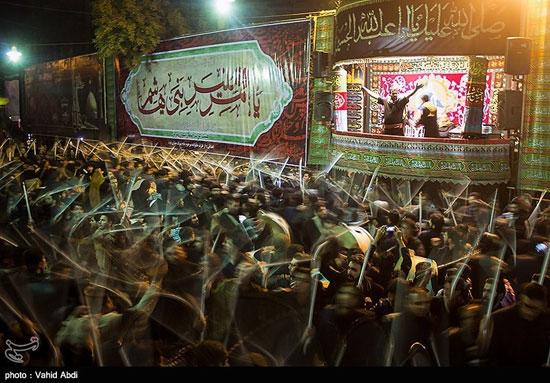 آیین سنتی شاه حسین گویان در تبریز