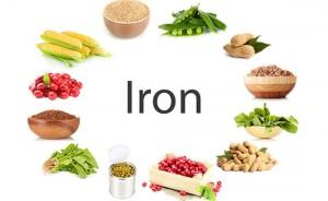 اثرات مضر استفاده بیش از حد آهن