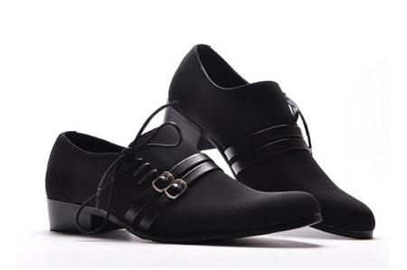 کفش اسپرت و مجلسی مردانه, مدل کفش مشکی مردانه