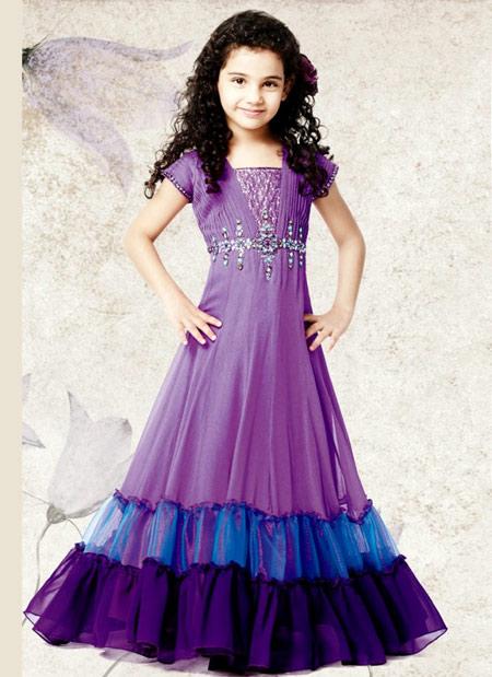 شیک ترین لباس های هندی, مدل پیراهن هندی دخترانه