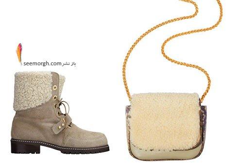 ست کیف و کفش پاییزی کلاسیک به پیشنهاد مجله ال Elle
