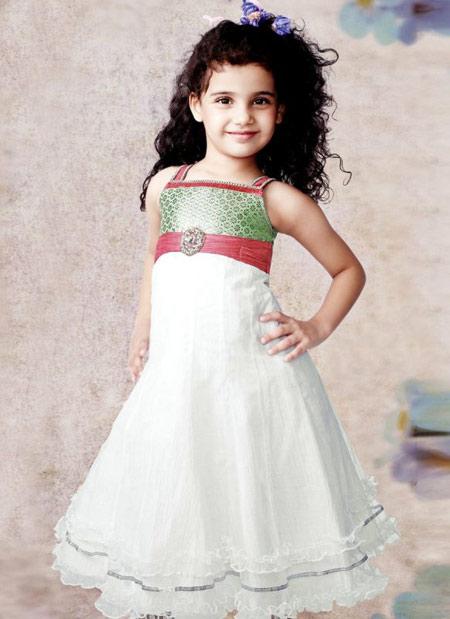 جدیدترین مدل لباس دخترانه,لباس هندی دختر بچه ها