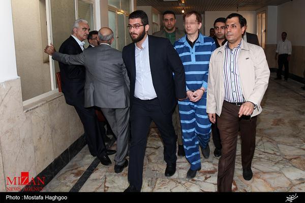 خبر اعدام بابک زنجانی به جرم مفسد فی العرض + فیلم