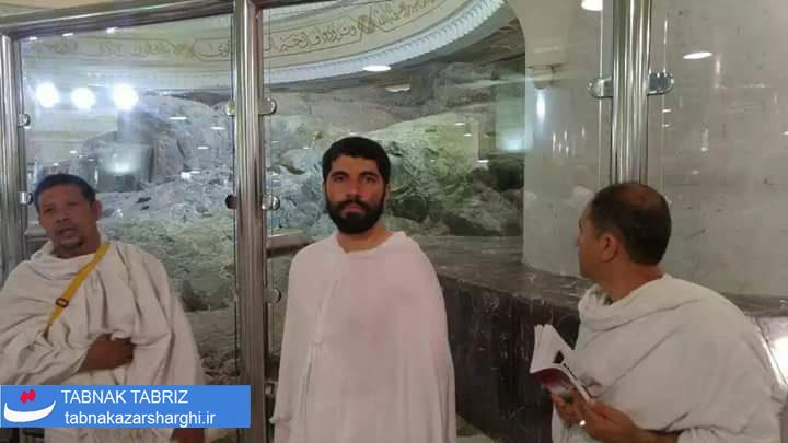 حاجی تبریزی فداکار