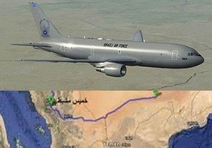 فرود هواپیمای اسرائیلی حامل اسلحه در عربستان