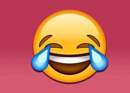 شِکلک معروف لغت سال 2015 شد
