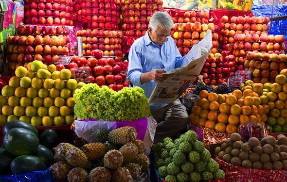 تصاویر جالب از رنگارنگترین کشور دنیا