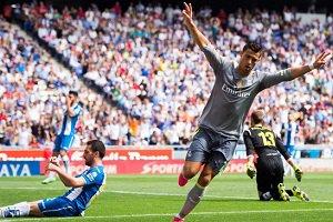 پیروزی رئال مادرید مقابل ایبار