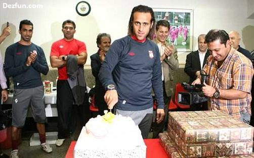 علی کریمی عزیز تولدت مبارک + بیوگرافی