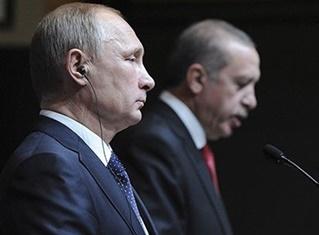 پاسخ جدید پوتین به اردوغان