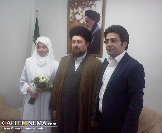 پیام آزاده نامداری در اینستاگرام همسر سابق شوهر جدیدش /عکس