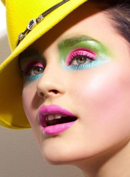 جدیدترین مدل آرایش صورت ۲۰۱۶