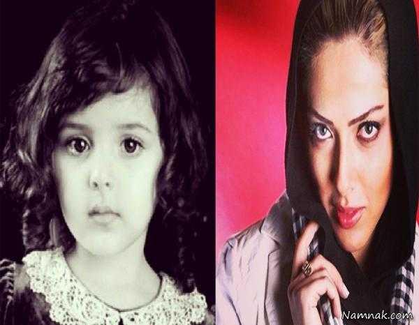 بازیگران معروف ایرانی در کودکی+ ۵۴ عکس از دوران کودکی
