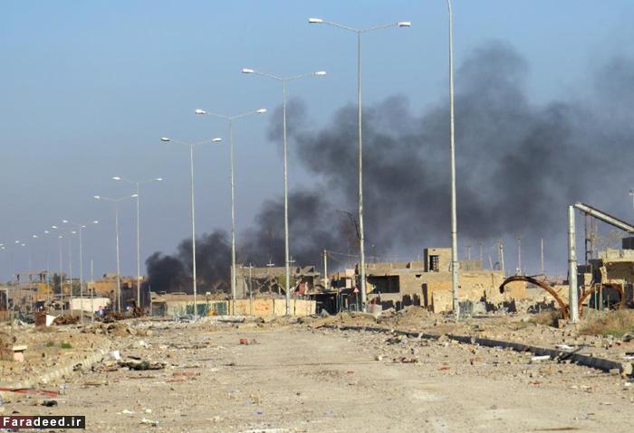 تصاویر/ فتح رمادی، شکست بزرگ داعش