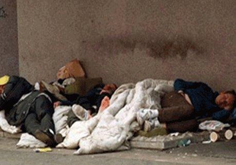 سه کارتن خواب یک نفر را خوردند!