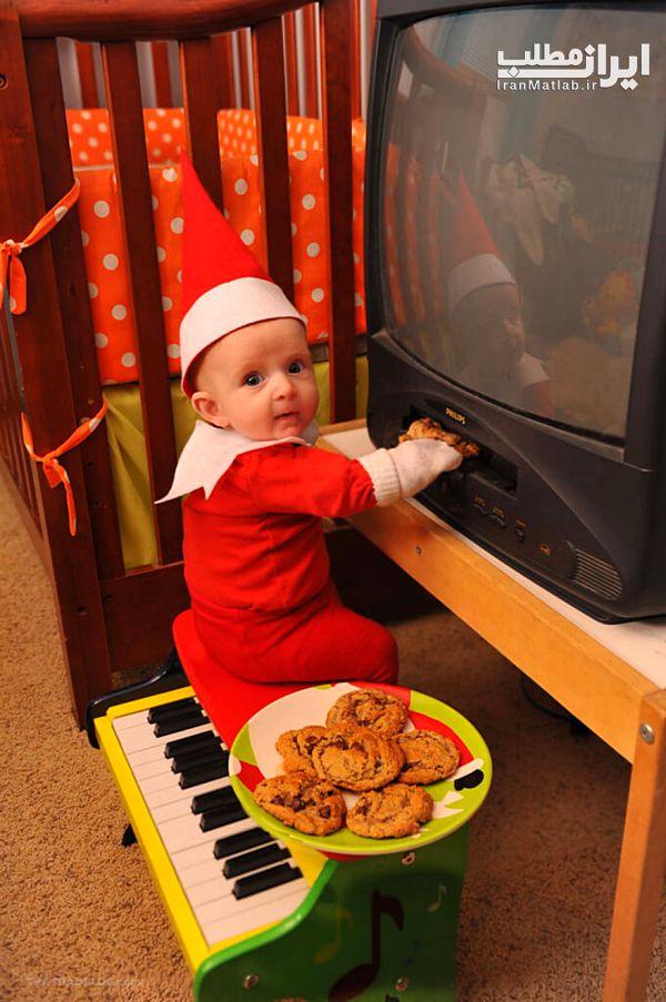 وروجک جشن کریسمس عکس