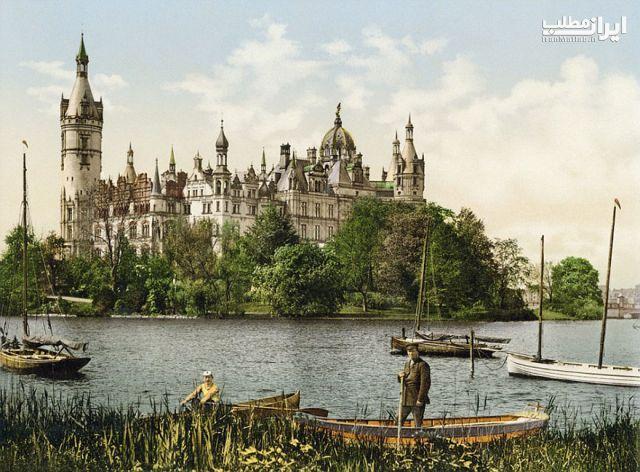 عکس های کمیاب از آلمان در ۱۱۵ سال قبل
