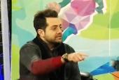 حمله ی مجری ناشی تلویزیون به کی روش + عکس