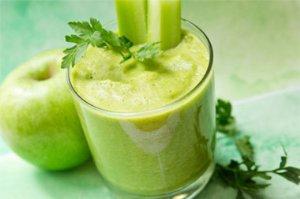 نوشیدنی سبز برای لاغری و کاهش وزن