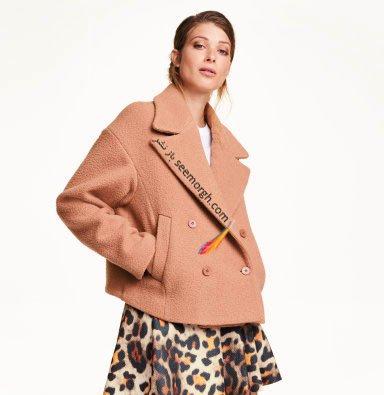 کت کوتاه رنگی زنانه اچ اند ام H&M برای زمستان 2016