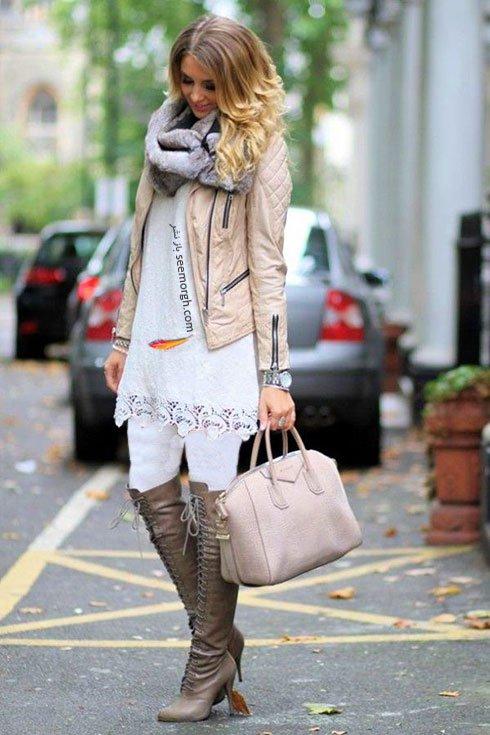 ست لباس دخترانه برای زمستان 2016 - شماره 1