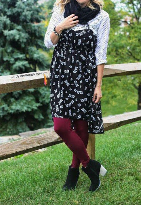 ست لباس دخترانه برای زمستان 2016 به پیشنهاد مجله Elle - شماره 7