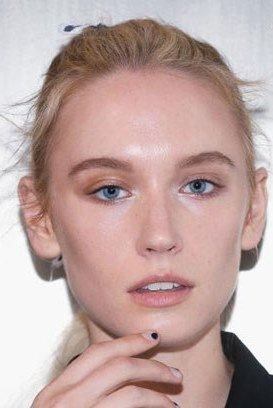 آرایش چشم برنزه برای سال 2016