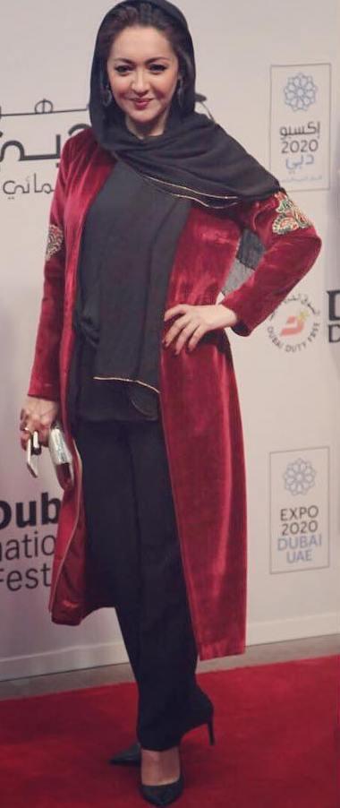 عکس نیکی کریمی در دوبی
