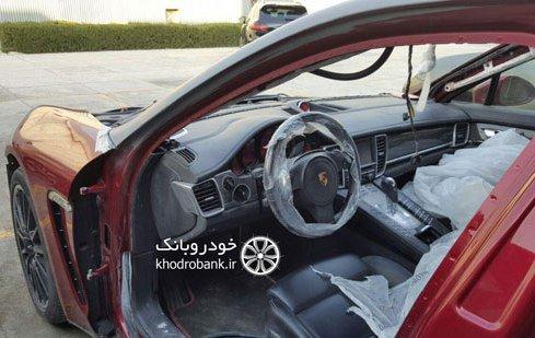 خودروی پورشه پانامرا S