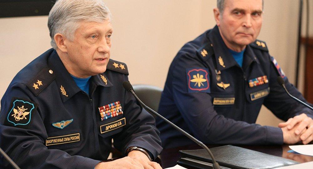 روسیه اطلاعات جعبه سیاه جنگنده سرنگون شده را اعلام کرد