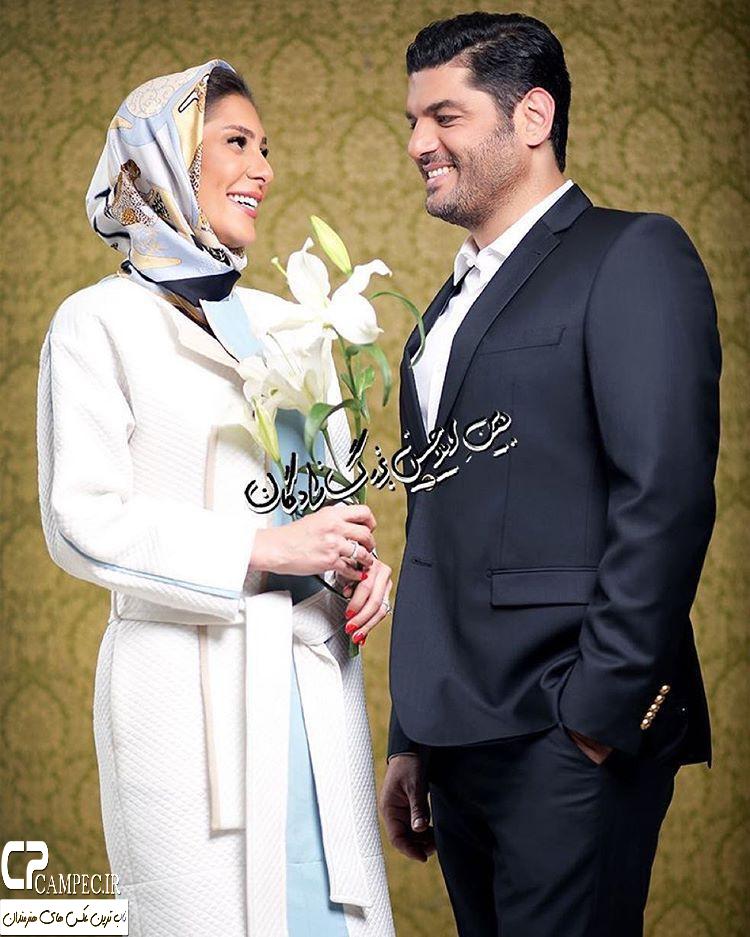 عکس های جدید بازیگران ایرانی و همسرانشان (۱۵ عکس)