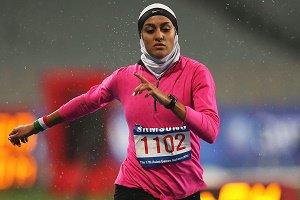 عکس خلاقیت جالب سریعترین دختران ایران
