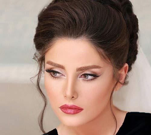 خوشگل ترین مدلهای آرایش دختران زیبا