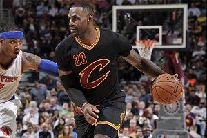 پیروزی کلیولند در NBA