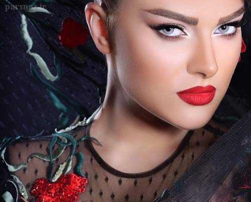 آموزش آرایش به سبک دختران زیبا با مدل های جدید + عکس